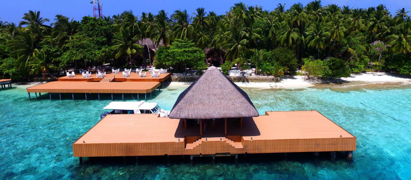 Hotel Fihalhohi Island Resort Malediven