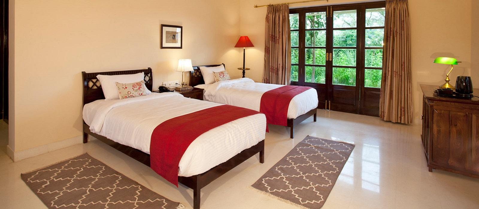 Hotel The Kipling Lodge Ranthambore Nordindien