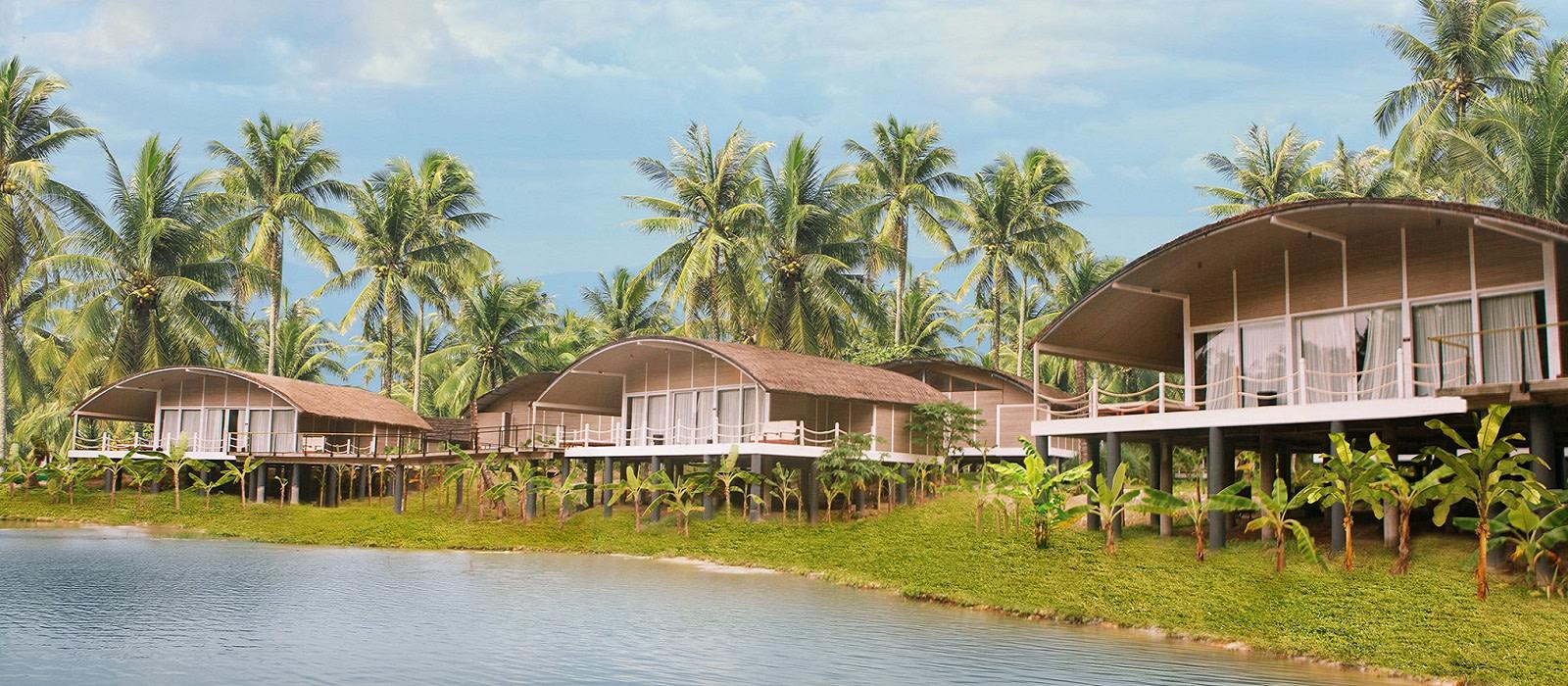 Hotel Taj Exotica Resort & Spa Inseln & Strände