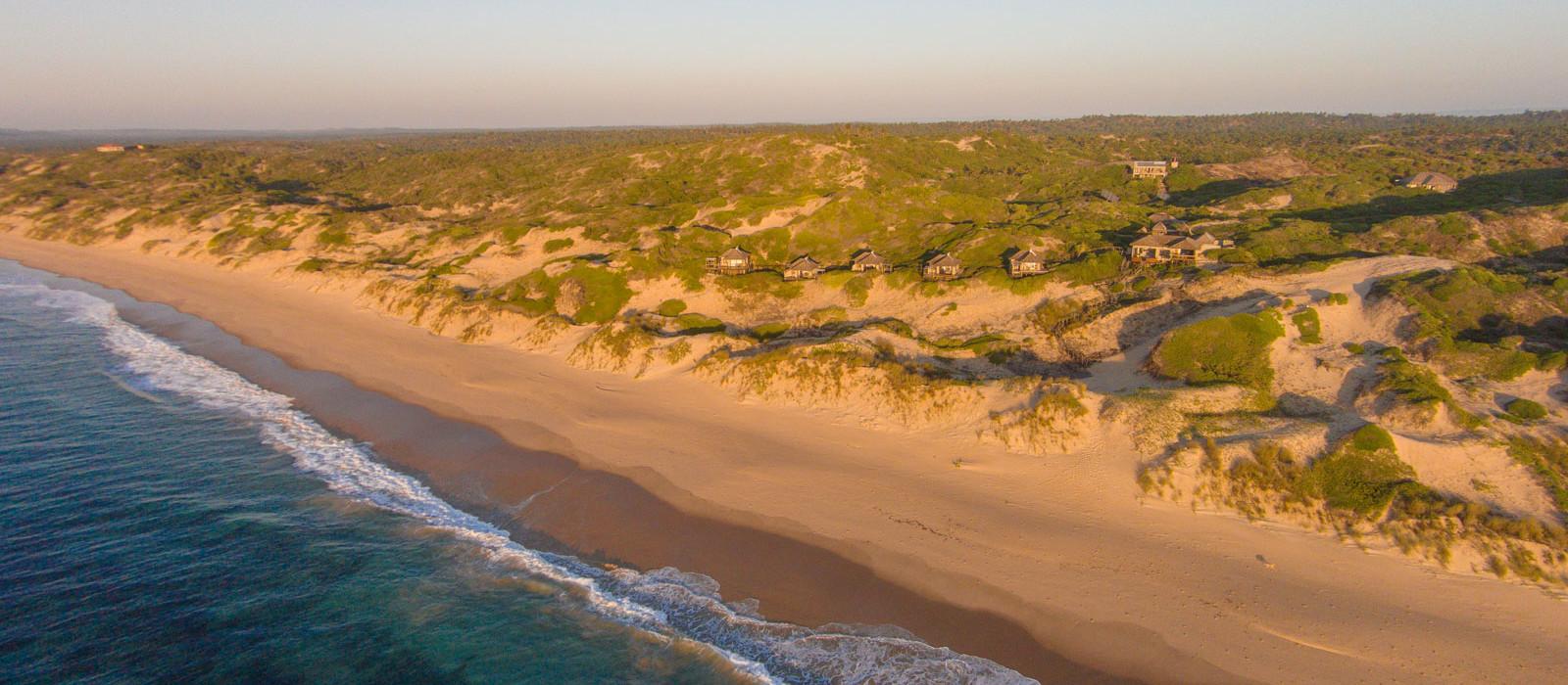 Hotel Blue Footprints Eco Lodge Mozambique