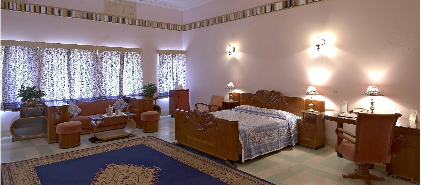 Hotel The Khimsar Fort Nordindien