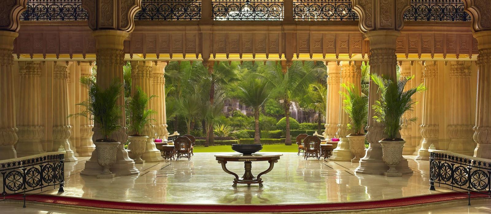 Hotel The Leela Palace Bangalore South India