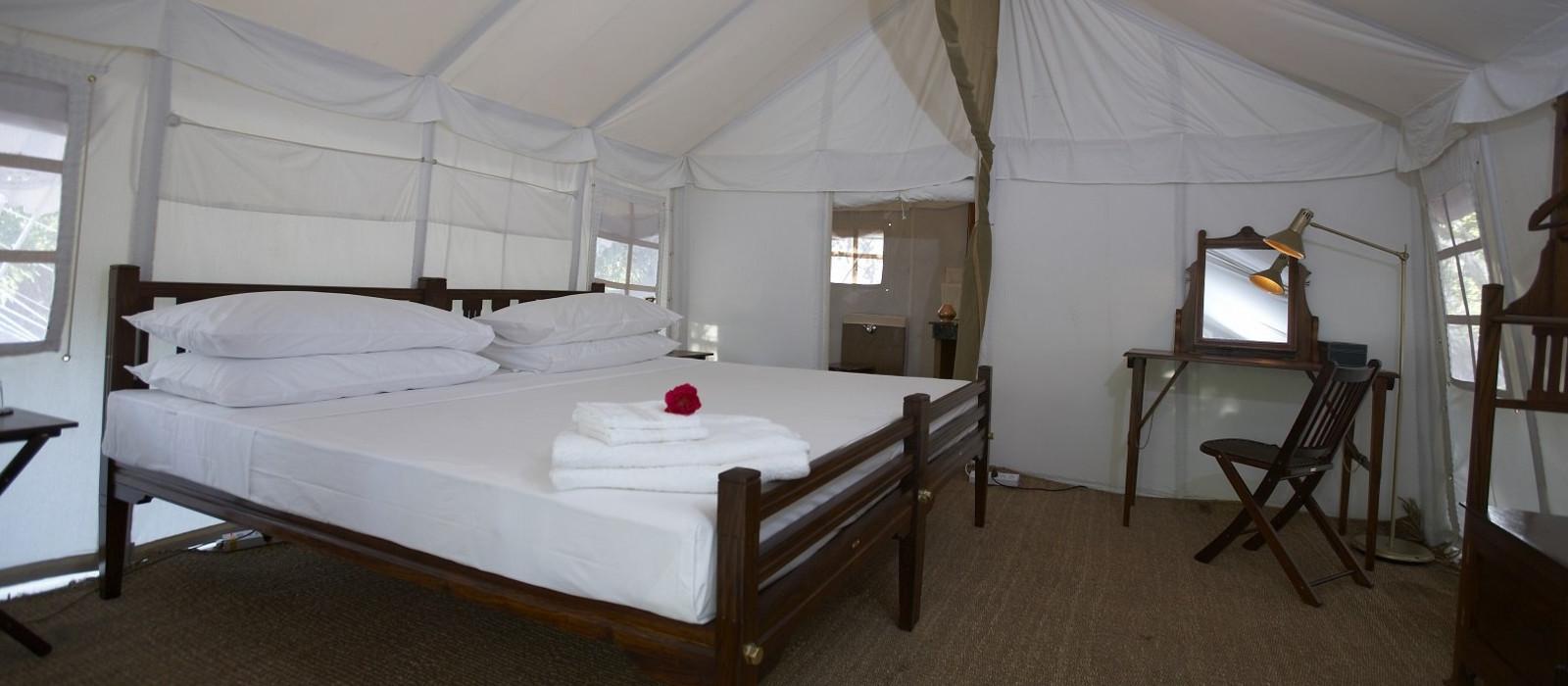 Hotel Sher Bagh Ranthambore Nordindien