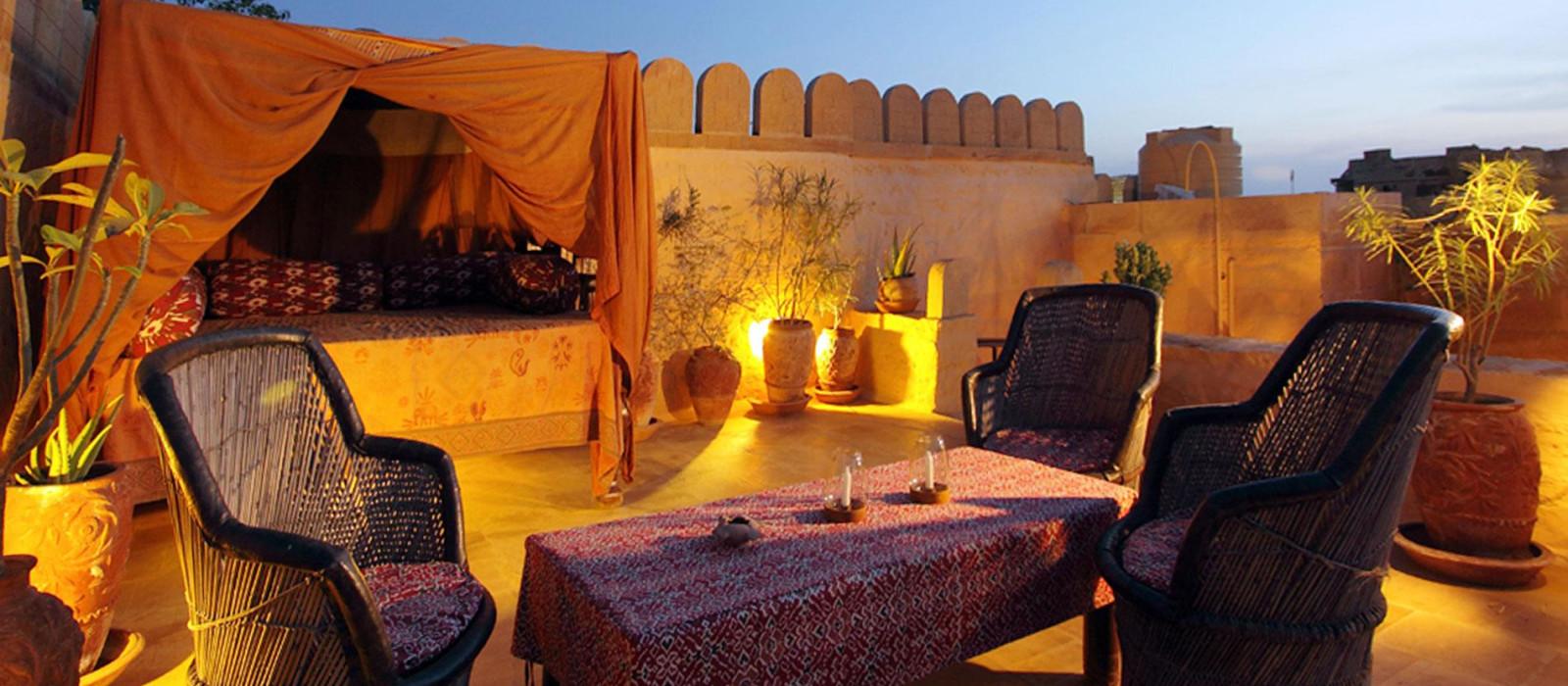 Hotel Killa Bhawan Nordindien