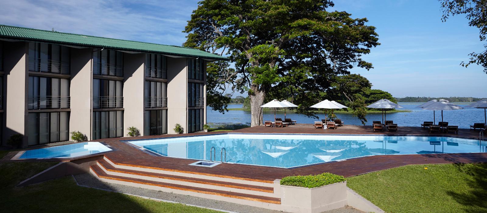 Hotel EKHO Safari  Sri Lanka