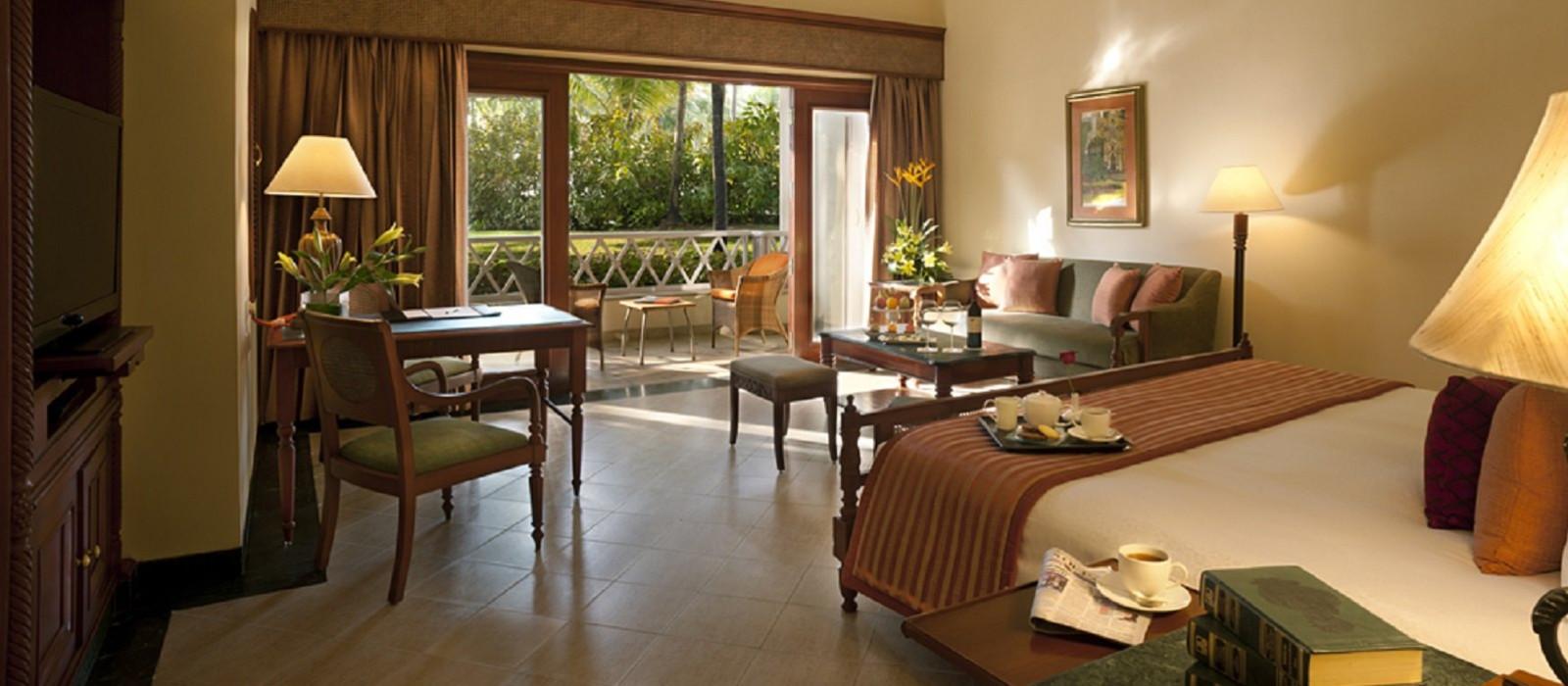 Hotel Taj Exotica Zentral- & Westindien