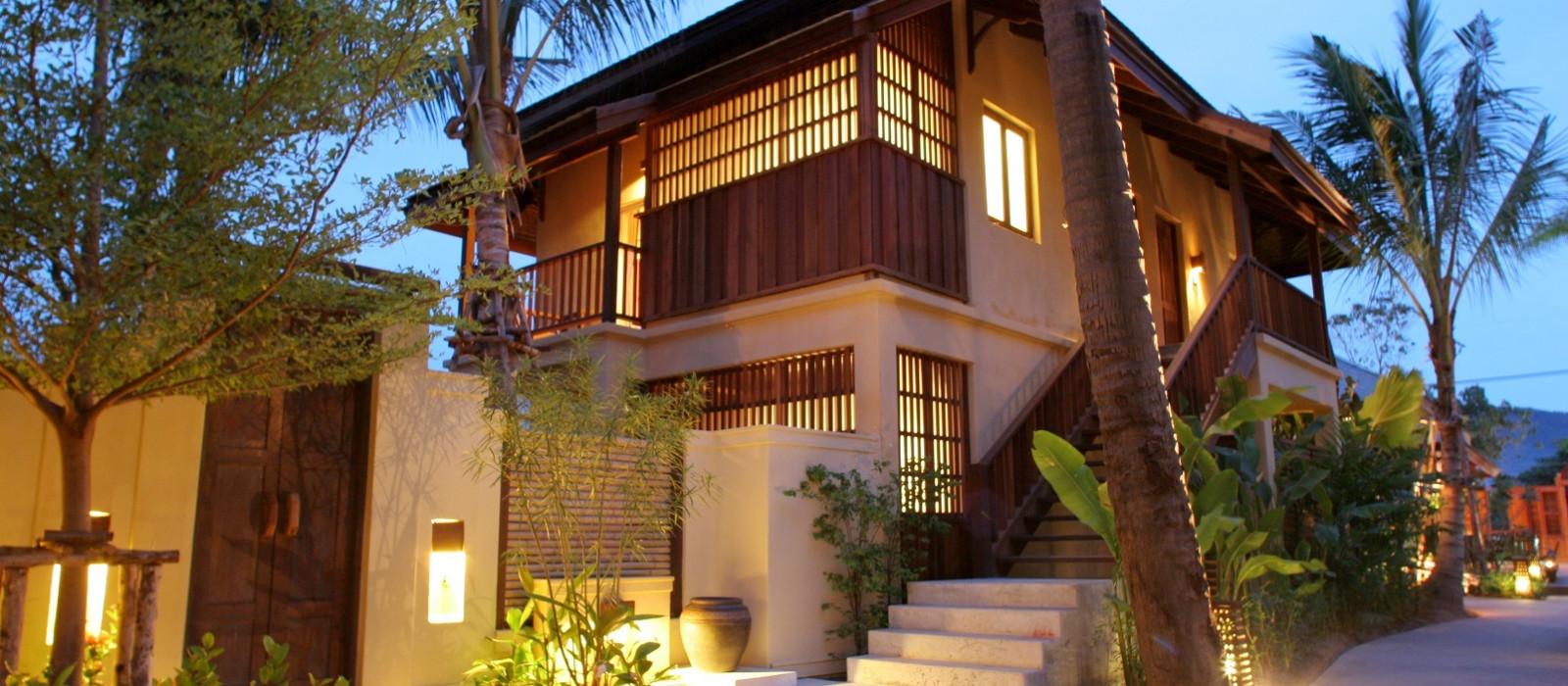 Hotel Burirasa Village Koh Samui Thailand