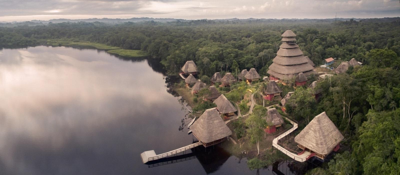 Hotel Napo Wildlife Center Ecuador/Galapagos