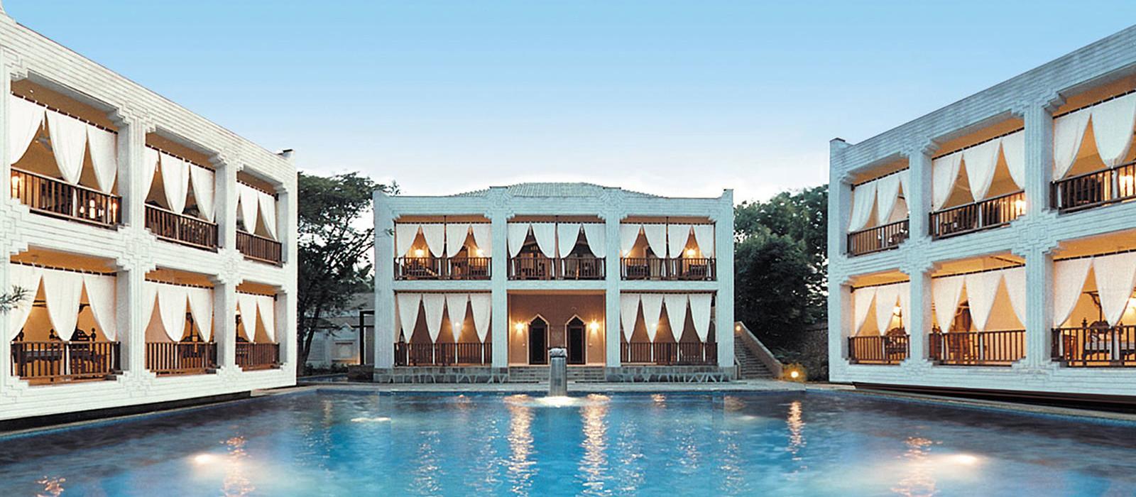 Hotel Kilili Baharini Resort Kenia