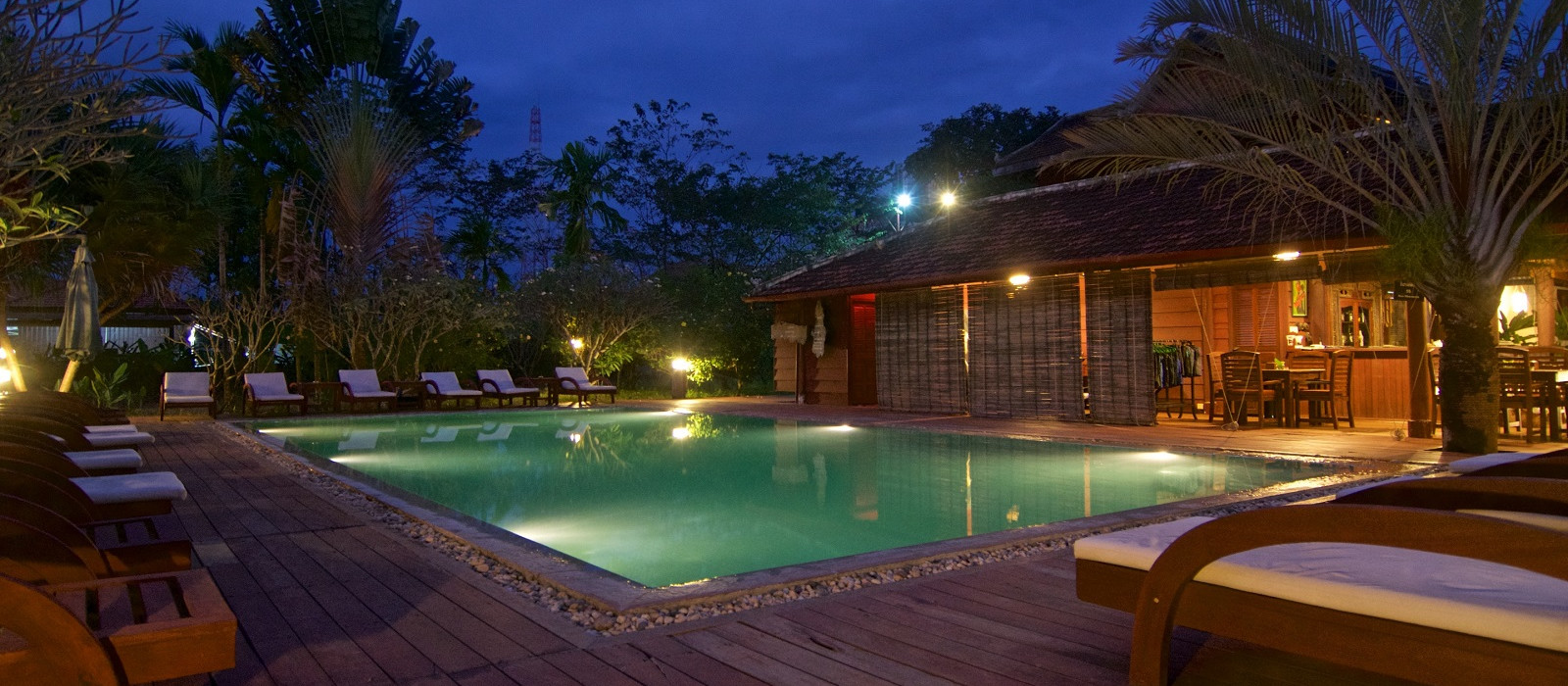 Hotel Terres Rouges Kambodscha