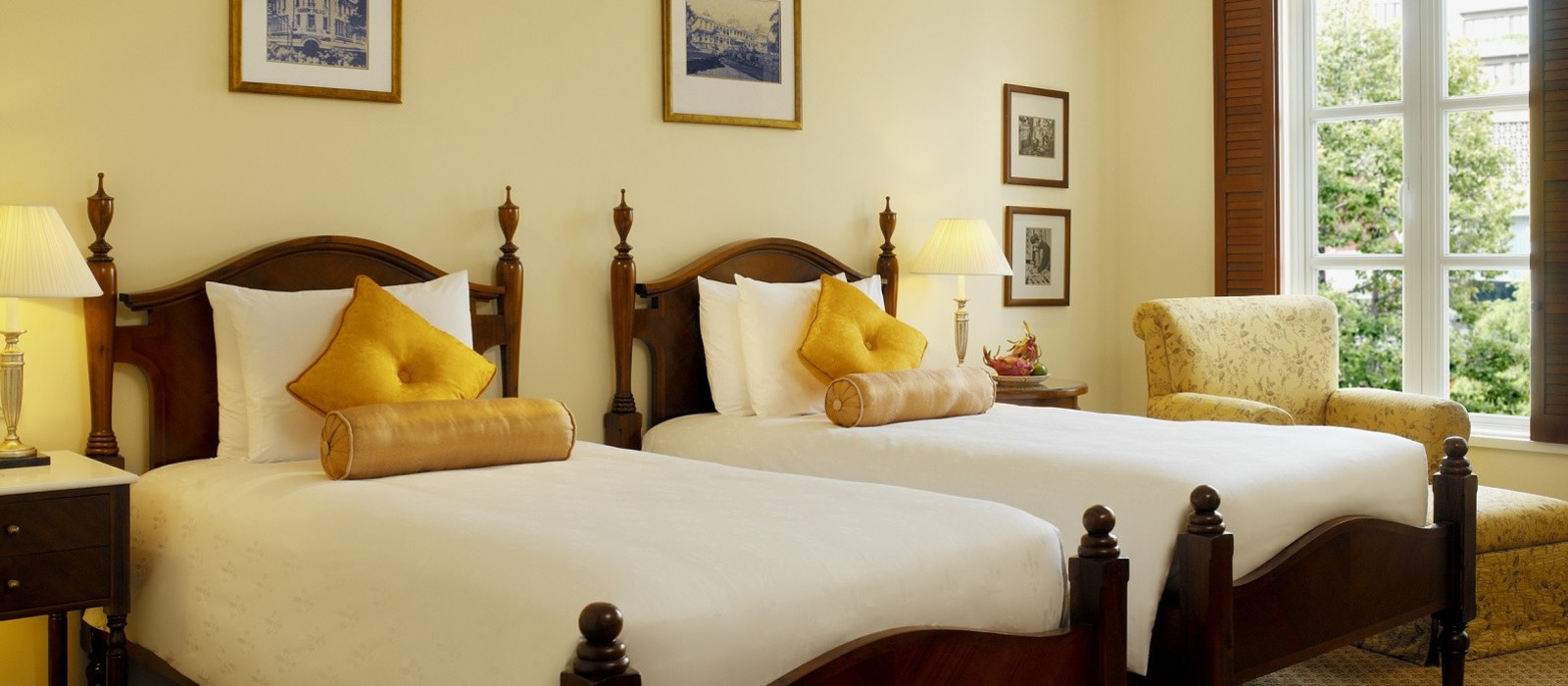 Hotel Saigon Park Hyatt Vietnam