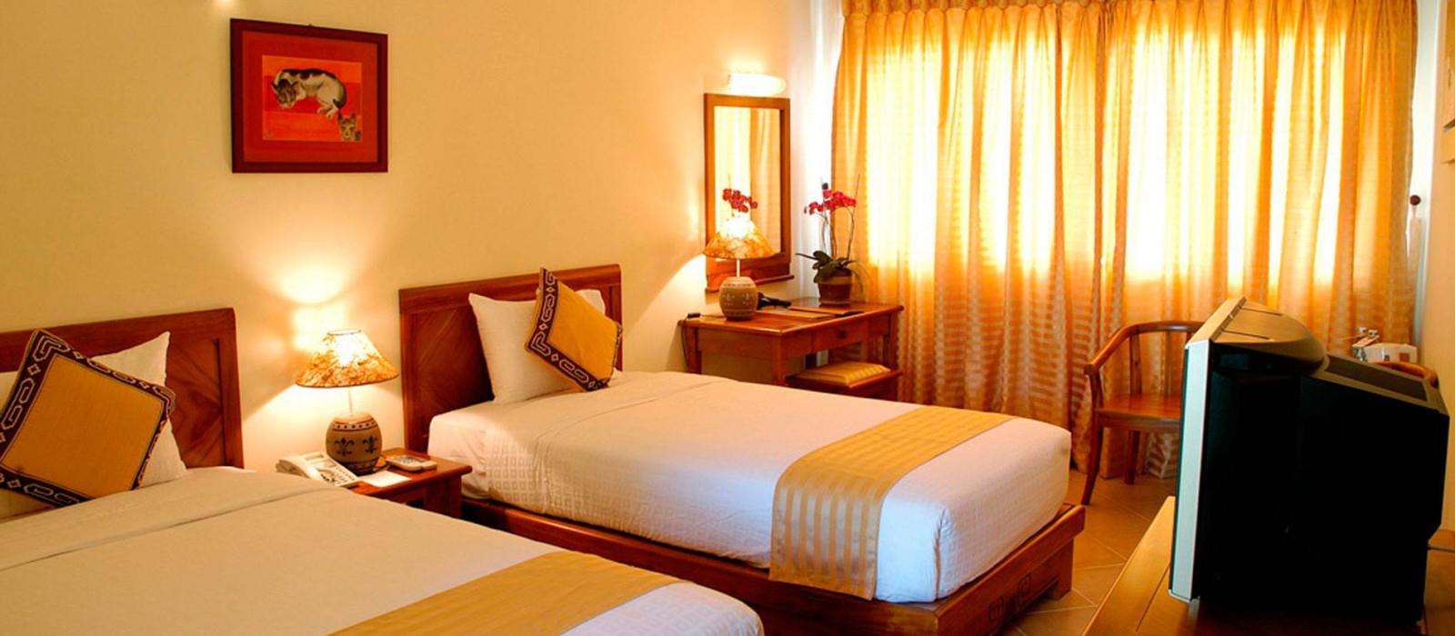 Hotel Terracotta Resort and Spa Vietnam
