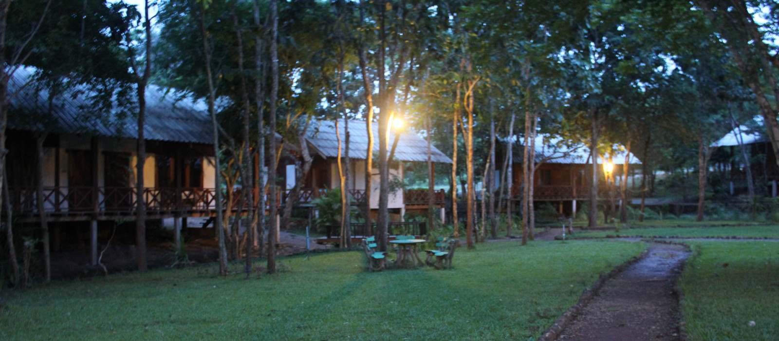 Hotel Tad Lo Lodge Laos