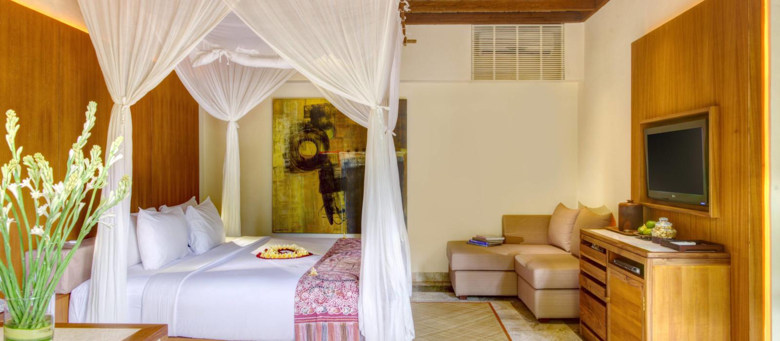 Hotel Komaneka at Monkey Forest Indonesien