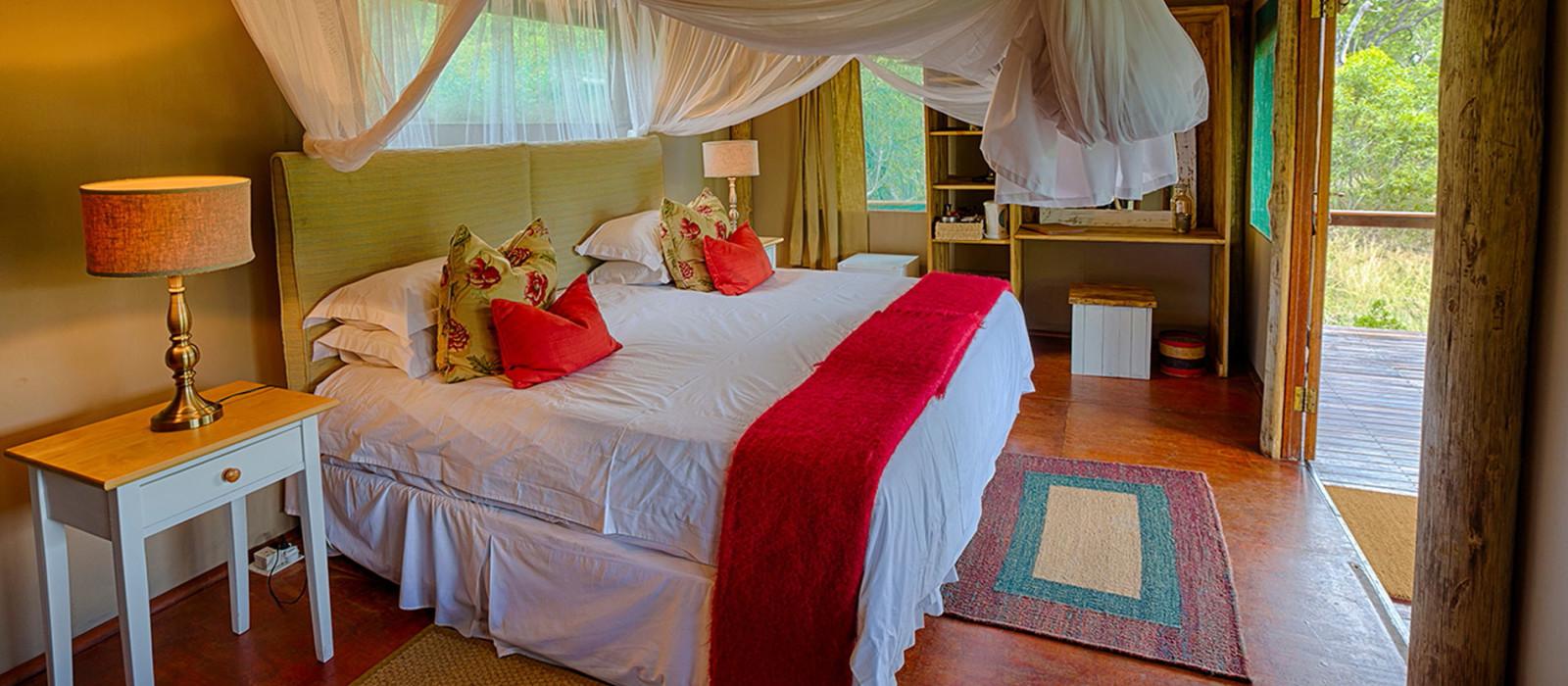 Hotel Thornybush Chapungu Luxury Tented Camp South Africa