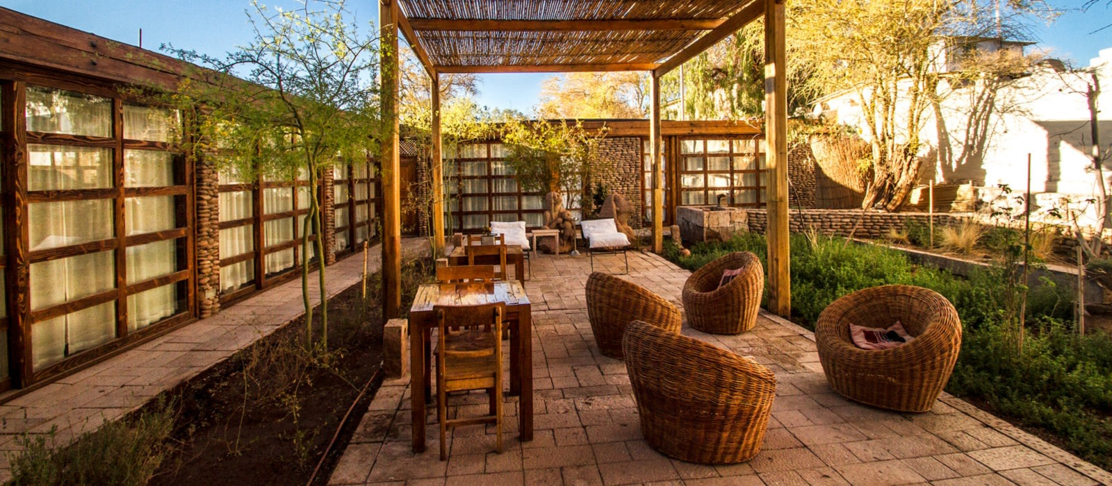 Hotel Terrantai Chile