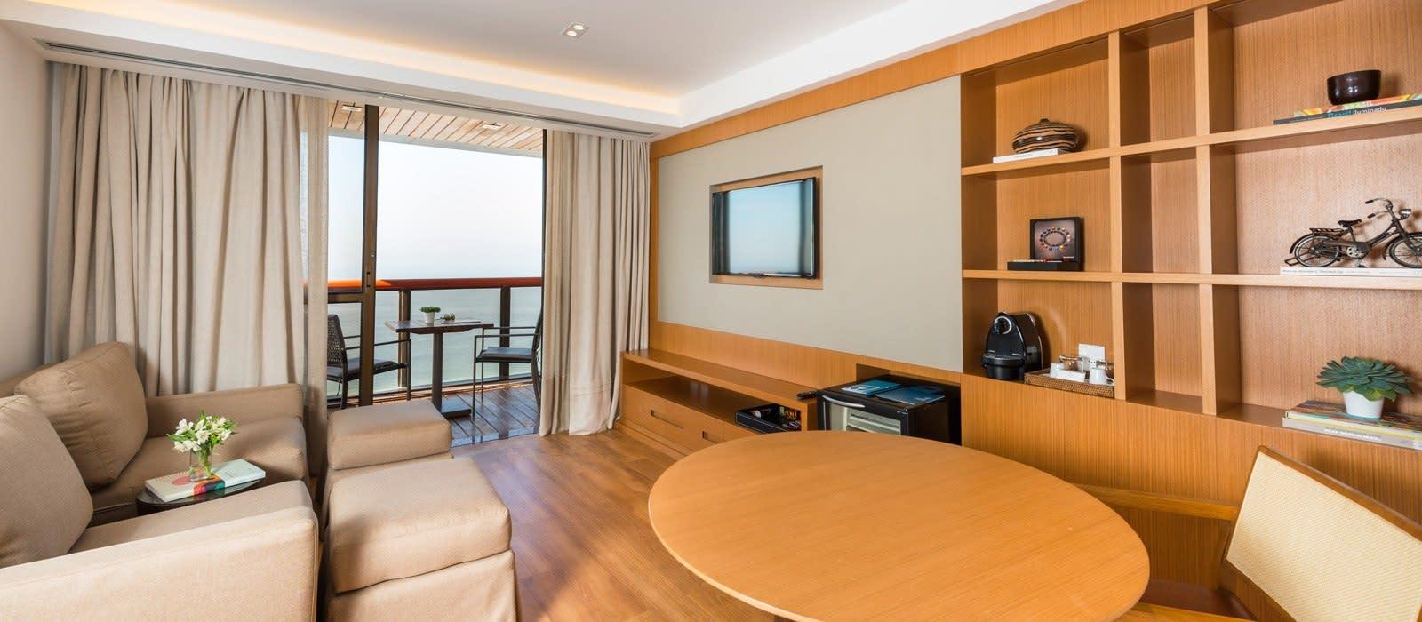 Hotel PortoBay Brasilien