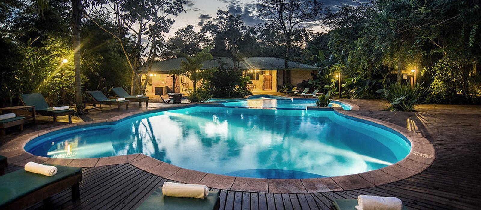 Hotel La Aldea de la Selva Lodge Argentinien