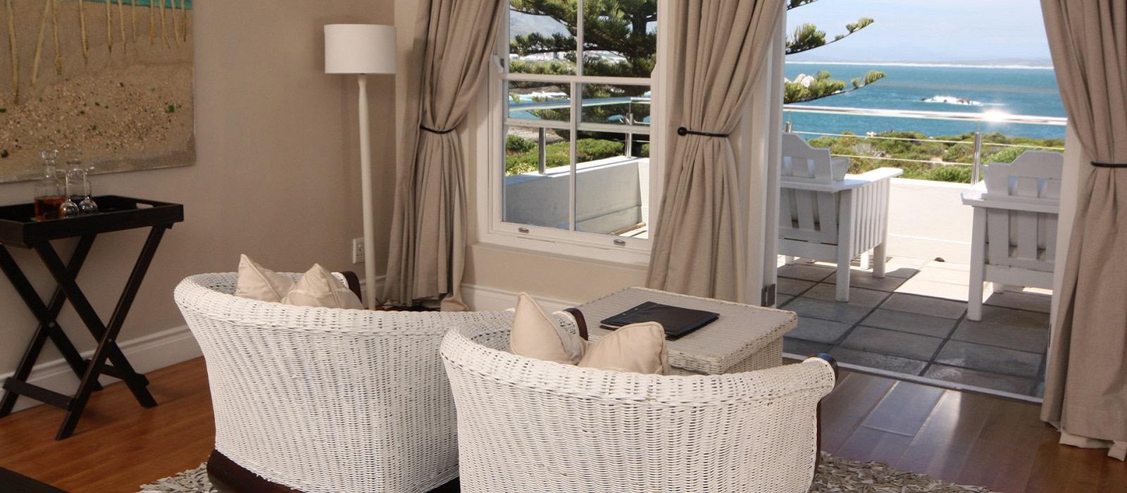 Hotel Ocean Eleven Guest House Südafrika