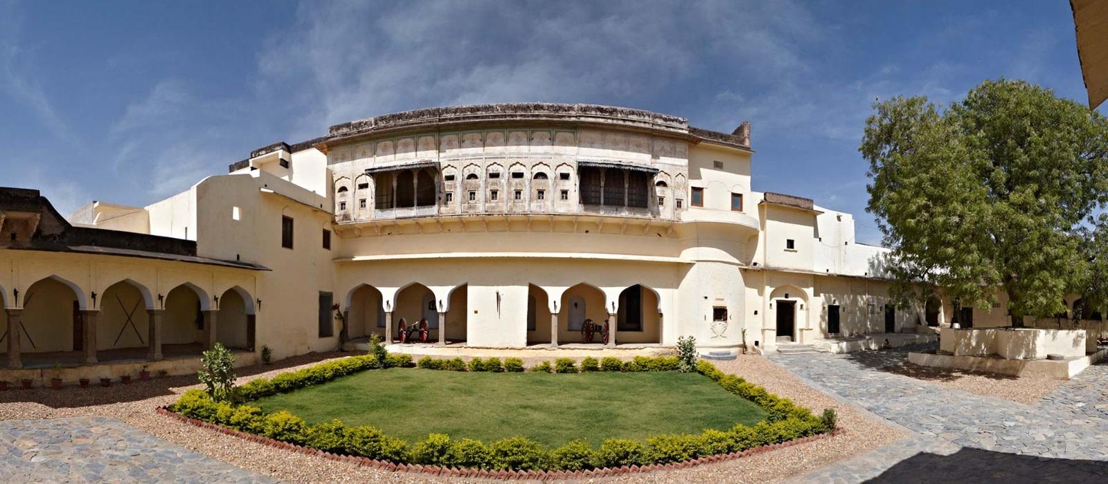 Hotel Fort Barli Nordindien