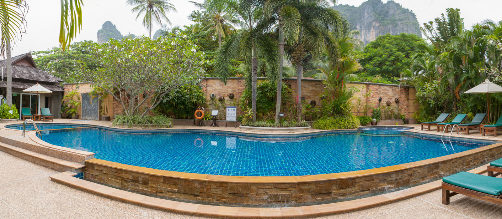Hotel Railay Village Resort & Spa Thailand