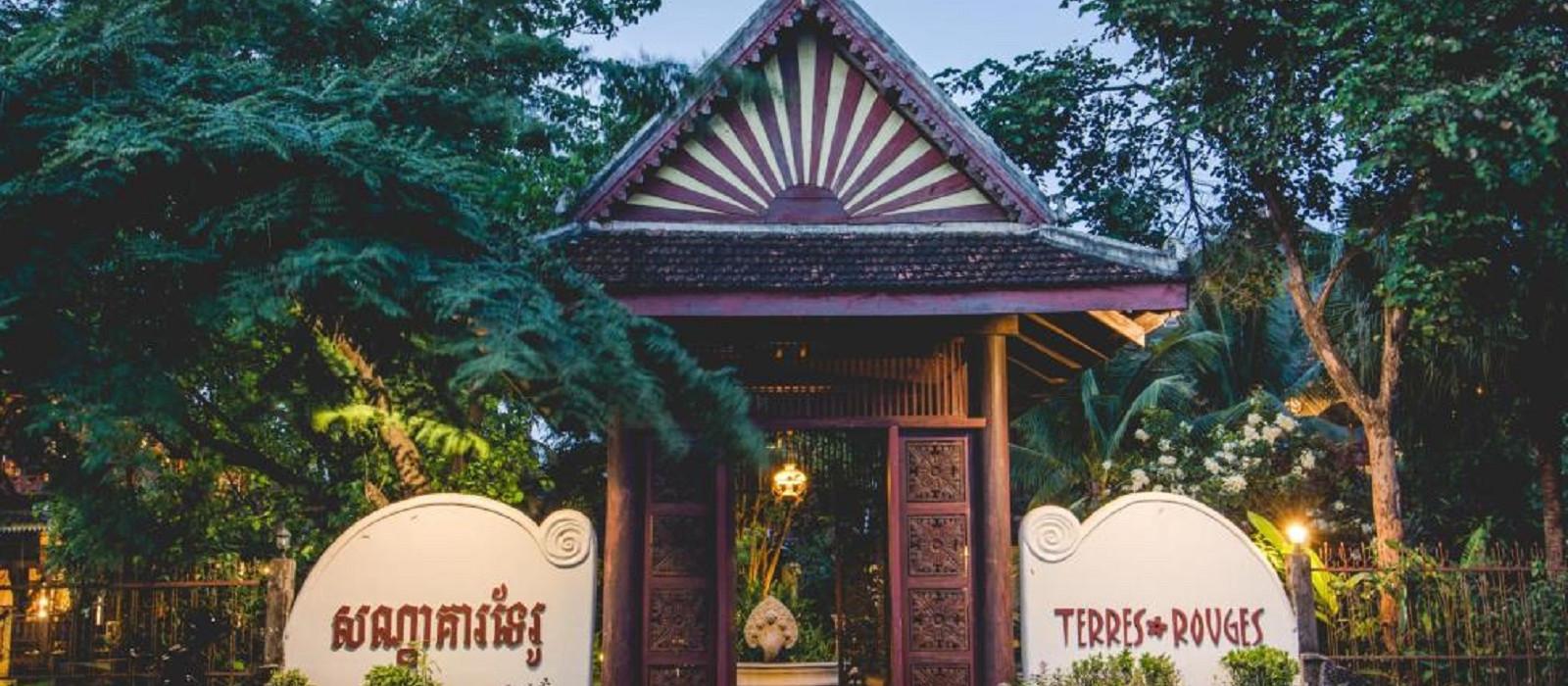 Hotel Terres Rouges Cambodia