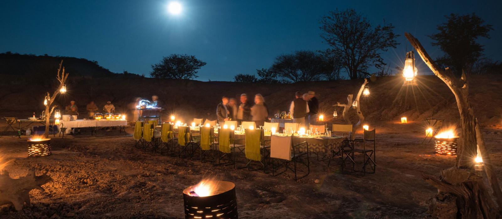 Hotel Ongava Tented Camp Namibia