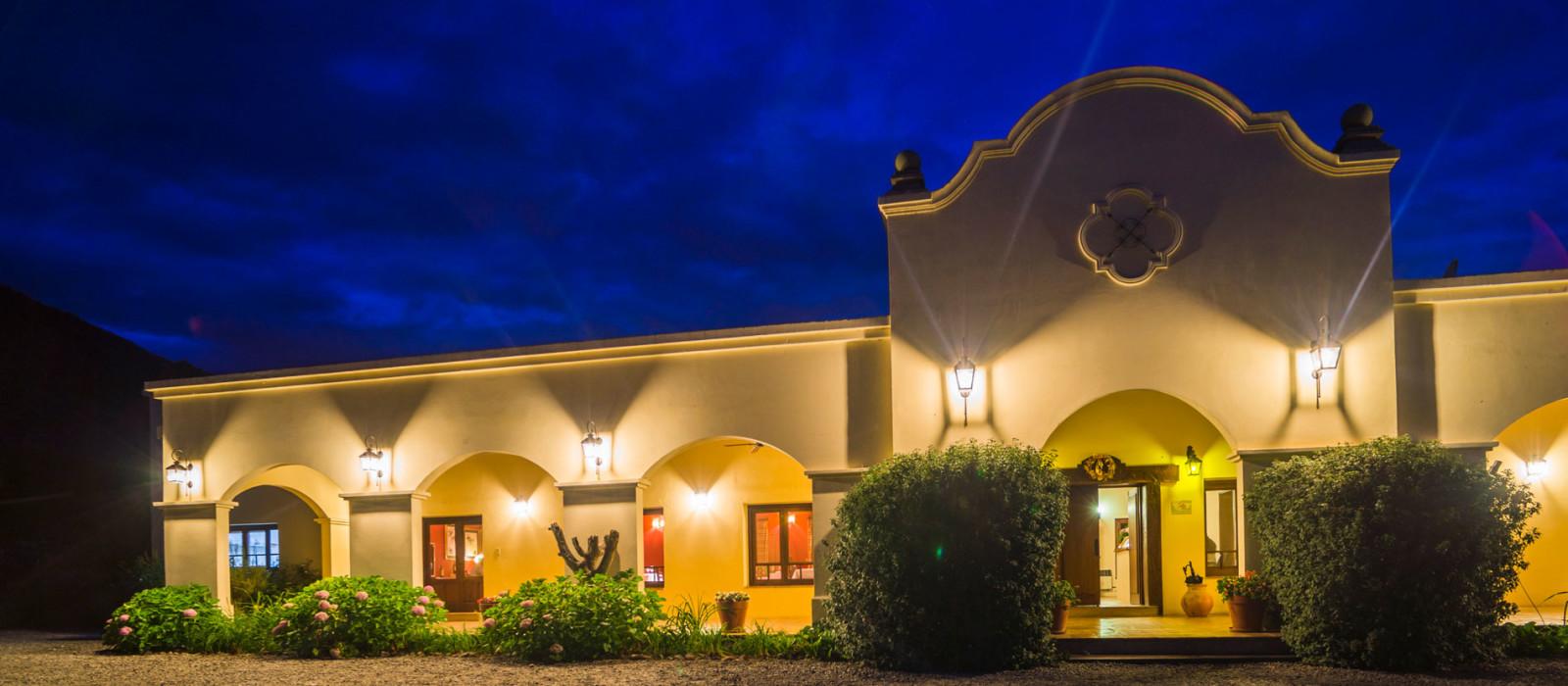 Hotel Wine Resort Argentinien