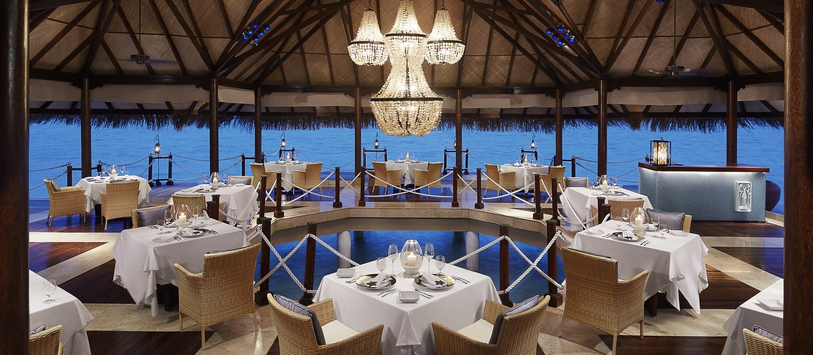 Hotel Taj Exotica Resorts and Spa Malediven