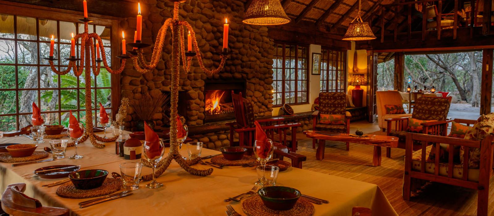 Hotel Isibindi Zulu Lodge Südafrika