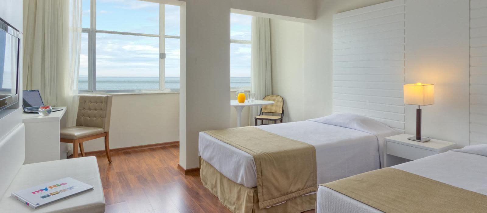 Hotel Mercure Rio de Janeiro Copacabana Brasilien