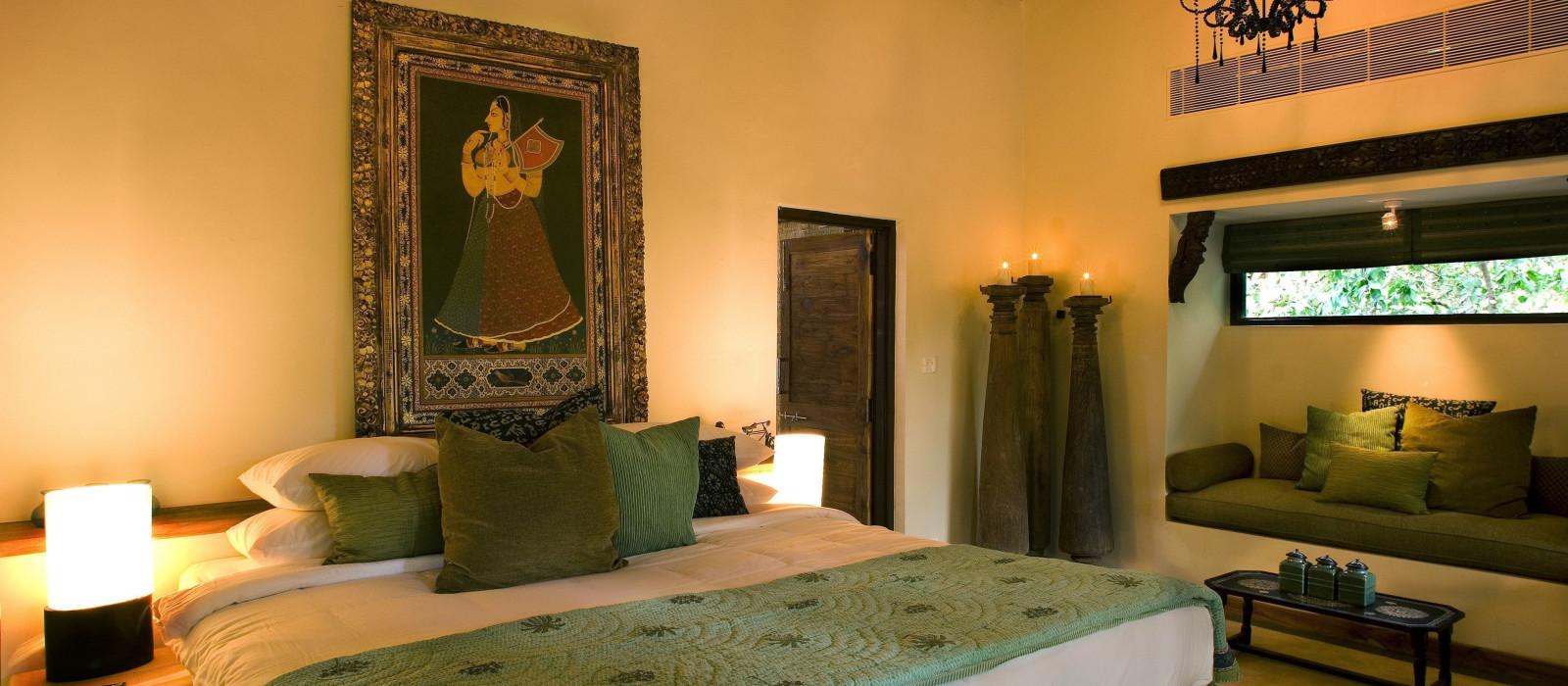 Hotel Baghvan Central & West India