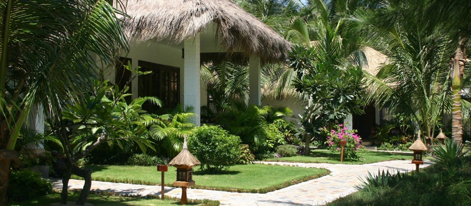 Hotel Cham Villas Vietnam