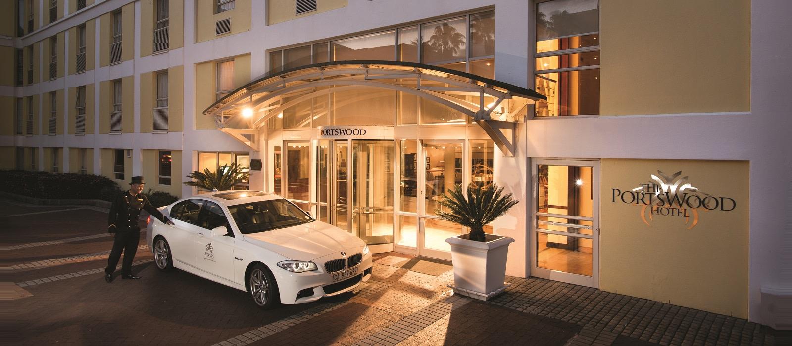 Hotel The Portswood  Südafrika