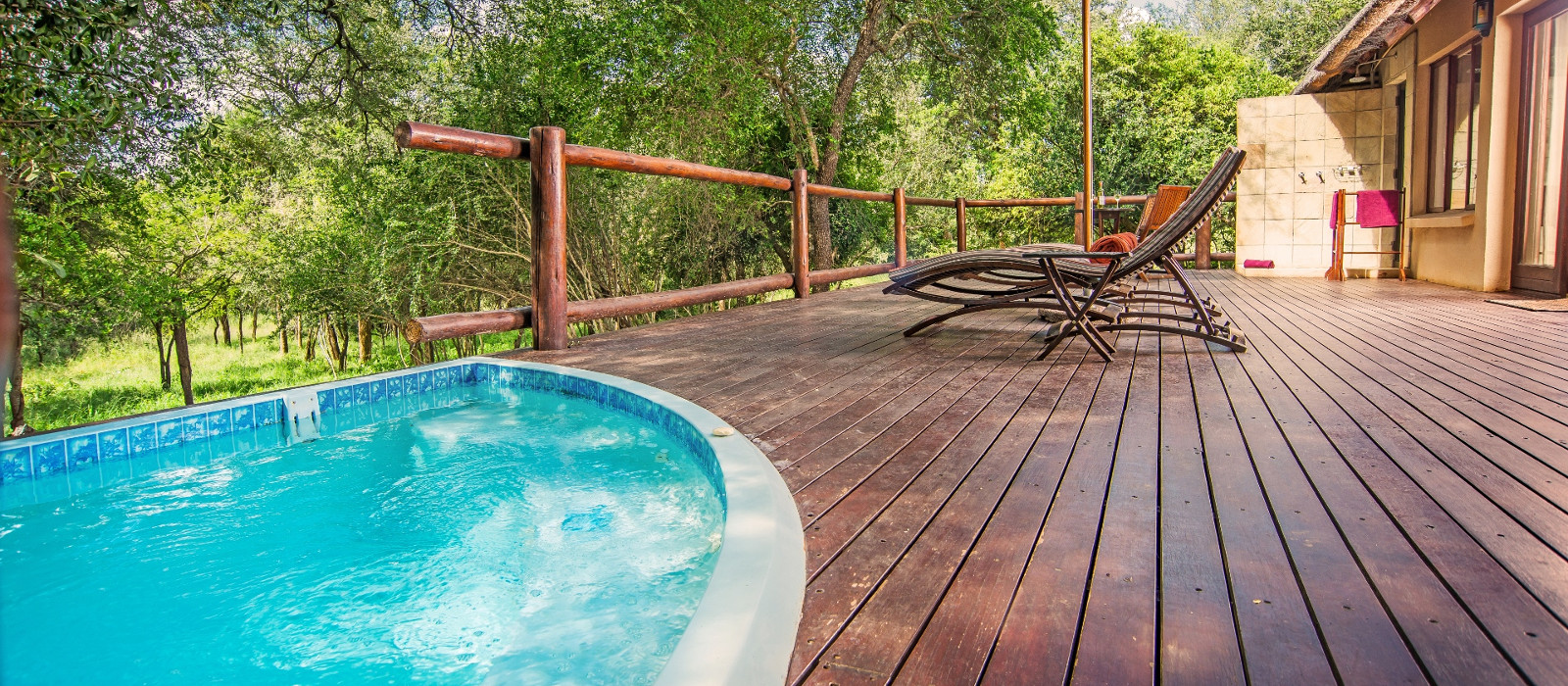 Hotel Shiduli Private Game Lodge Südafrika