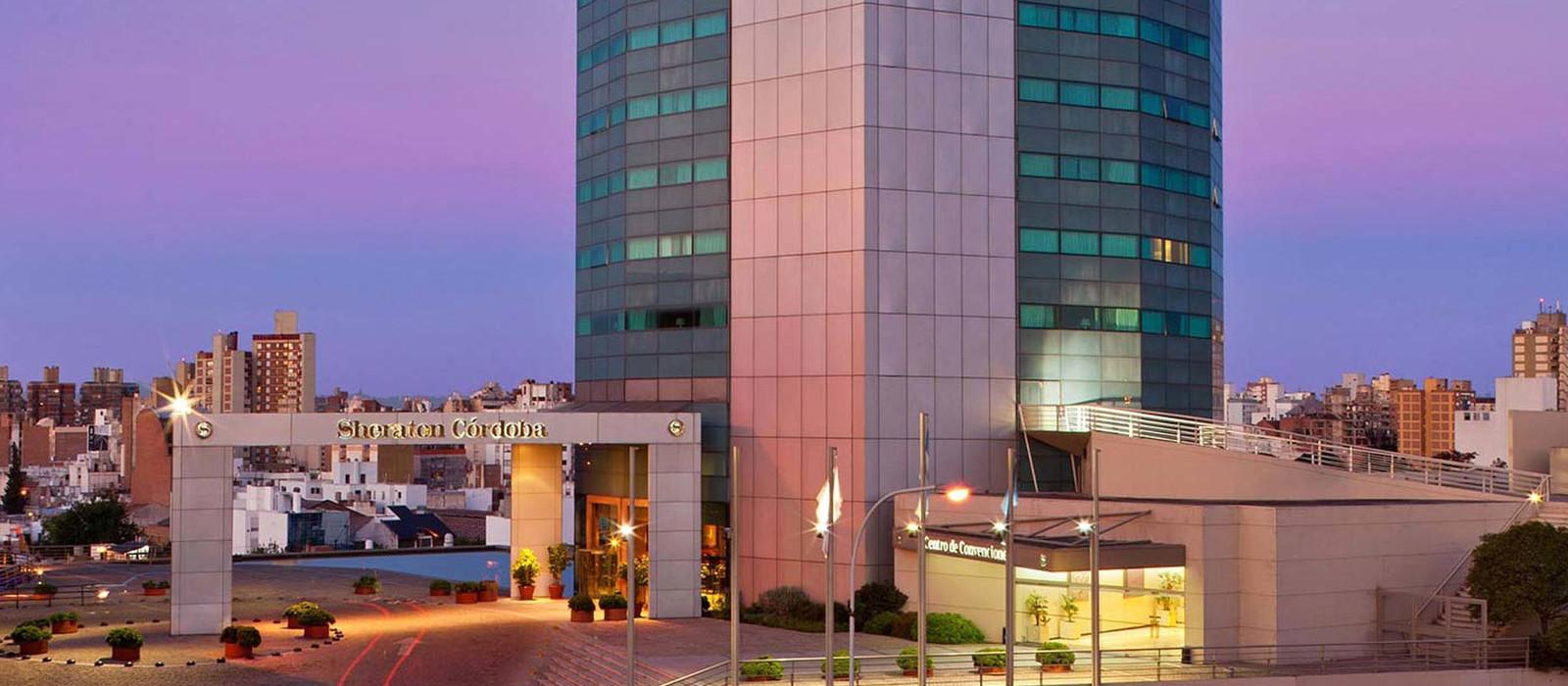 Hotel Sheraton Cordoba  Argentinien