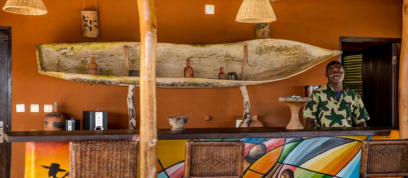 Hotel Nuarro Lodge Mosambik