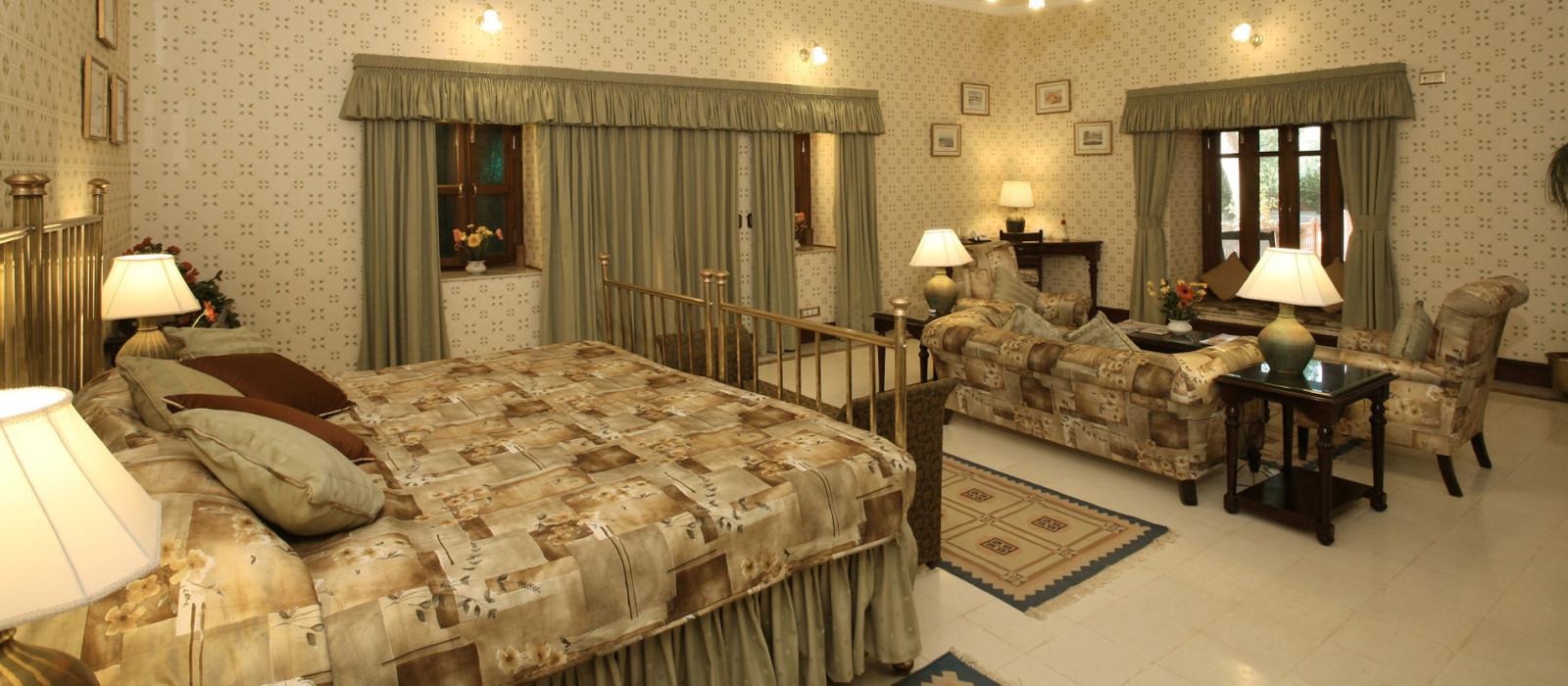 Hotel Gajner Palace  Nordindien