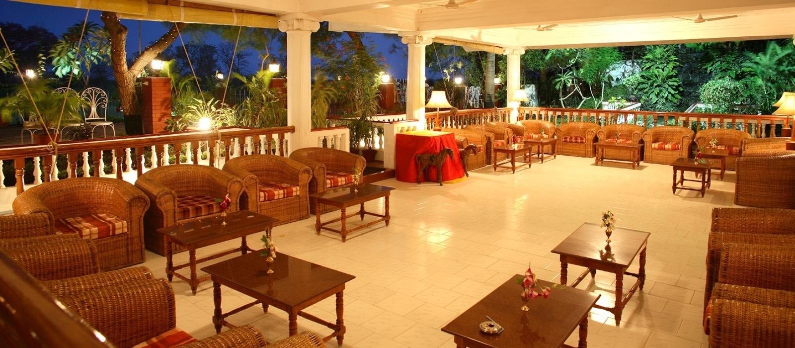 Hotel Ideal River View Resort Südindien