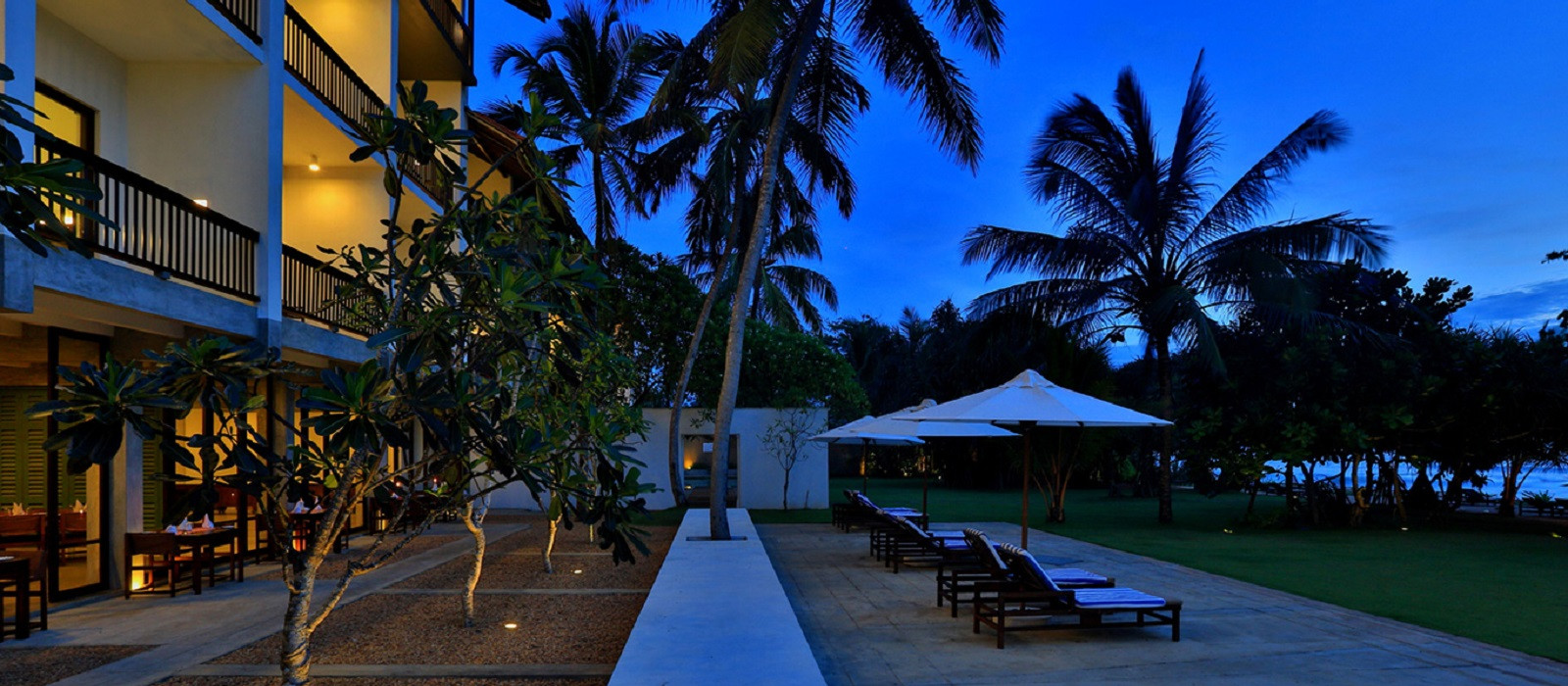 Hotel Temple Tree Resort und Spa, Bentota Sri Lanka