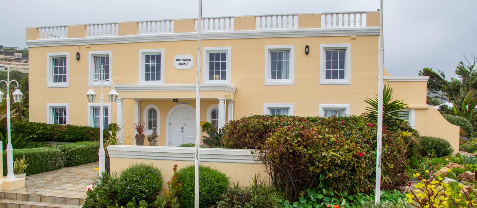 Hotel Milkwood Manor On Sea Südafrika