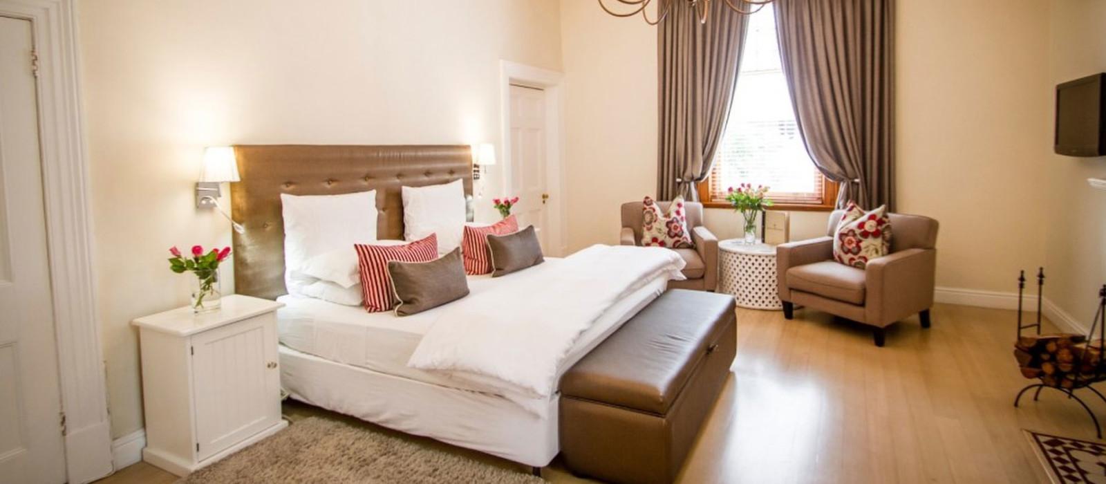 Hotel The Walden House Südafrika