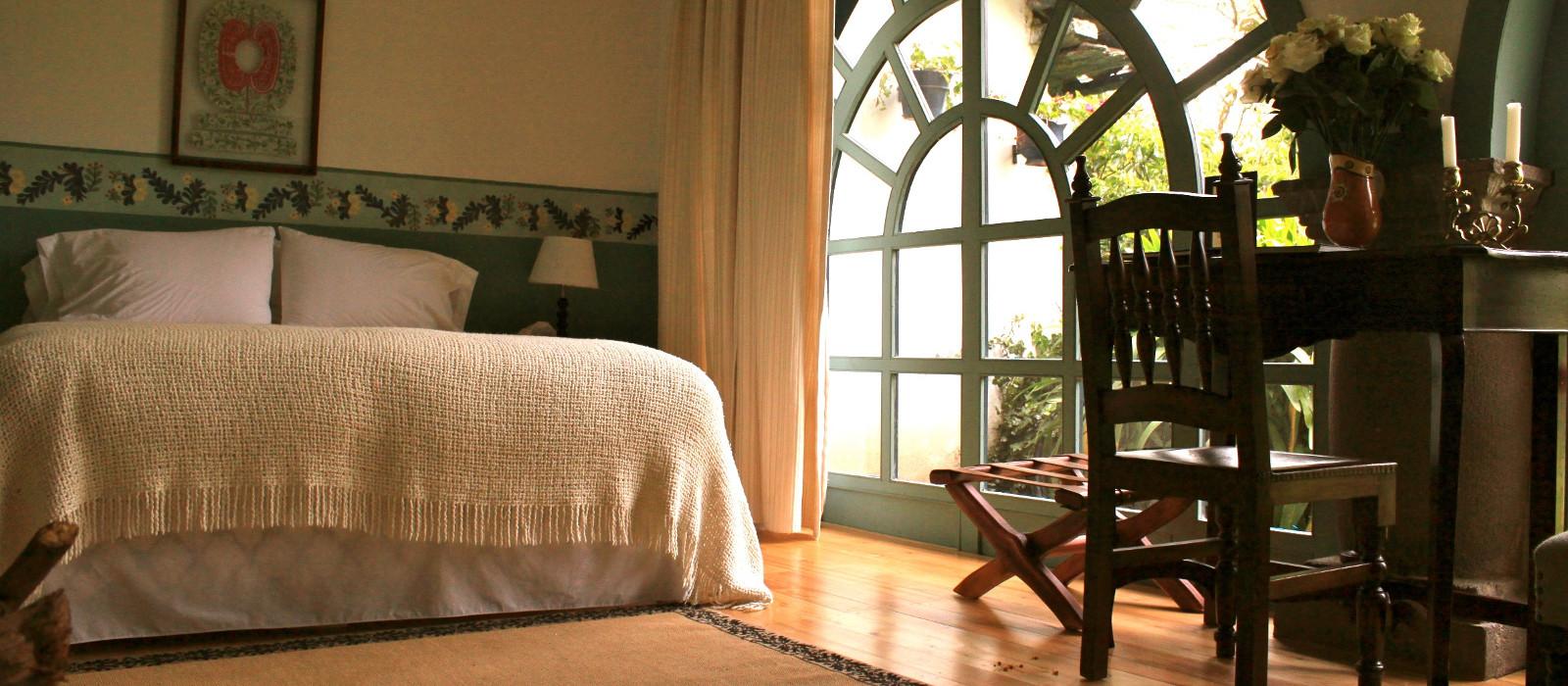 Hotel Hacienda Zuleta Ecuador/Galapagos