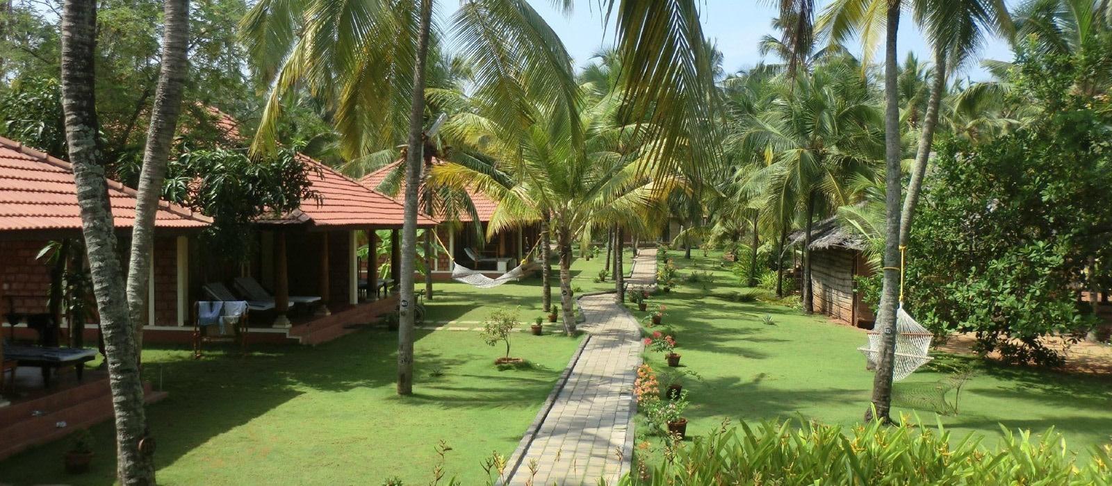 Hotel Nattika Beach Ayurveda Resort Südindien