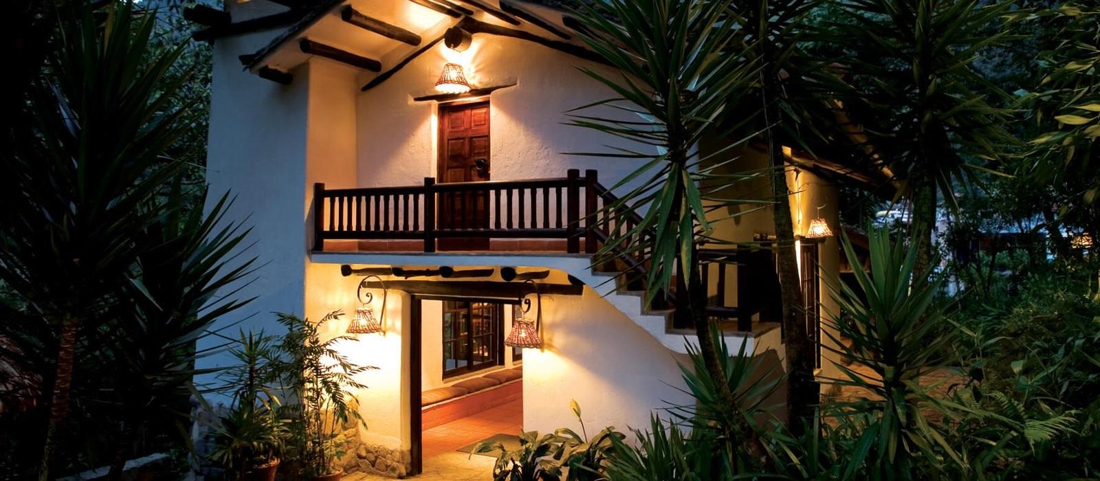 Hotel Inkaterra Machu Picchu Peru