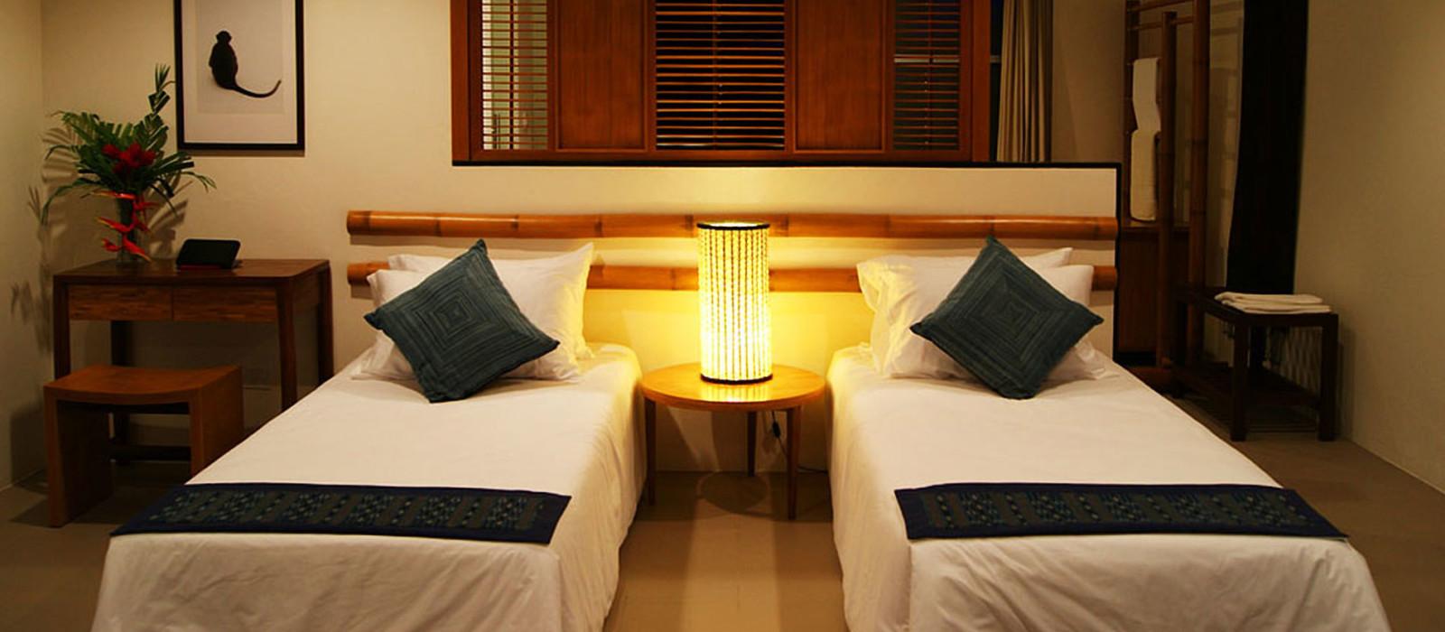 Hotel The River Resort Laos