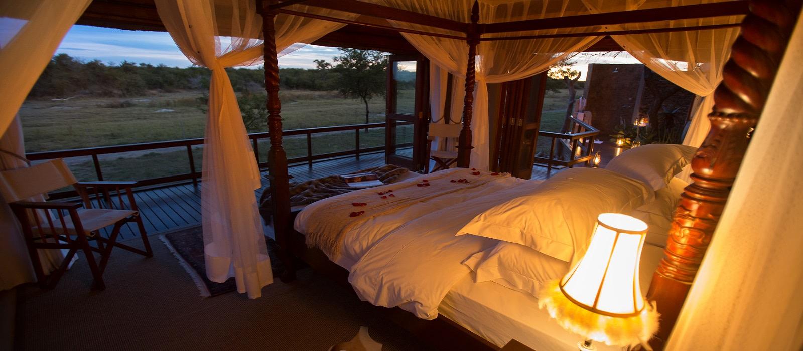 Hotel Jamala Madikwe Royal Safari Lodge Südafrika