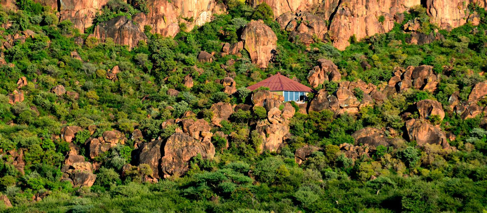 Hotel Waterberg Plateau Lodge Namibia