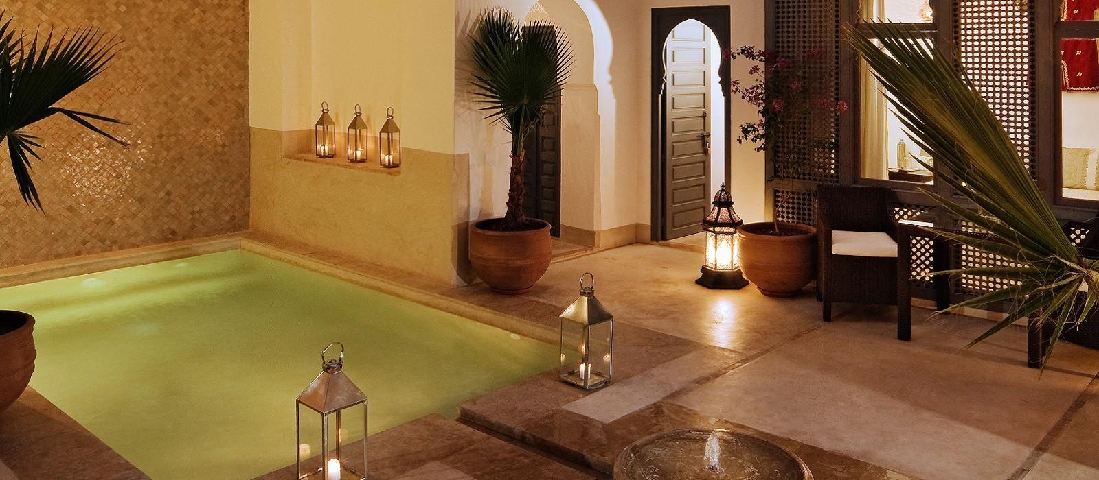 Hotel Riad Adore Marokko