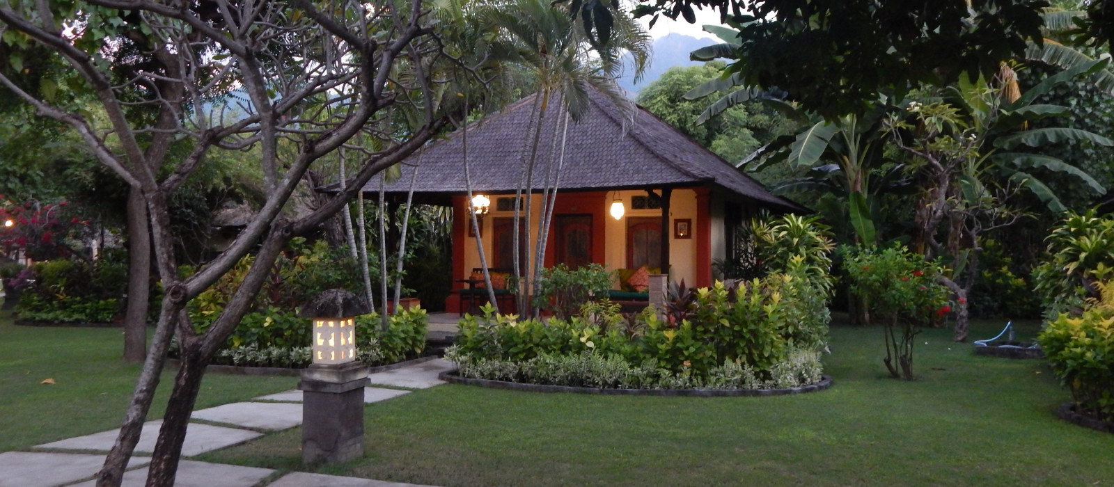 Hotel Taman Sari Beach Resort Indonesien